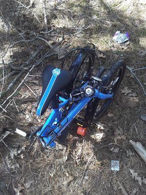 Zizzo folding bike for Sale in Concord, NH