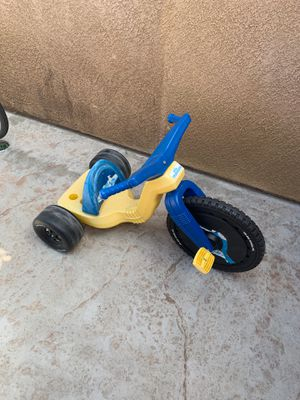 Minions motorcycle $5 for Sale in Moreno Valley, CA