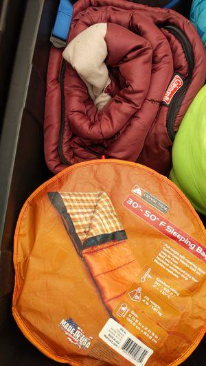 2 sleeping bags for Sale in Kent, WA