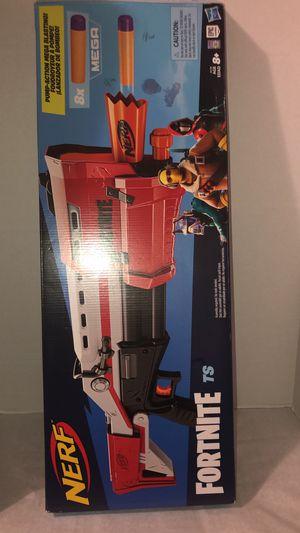 NERF Fortnite Gun TS-1 Tactical Shotgun Blaster Mossmerg-12 Pump e6159 for Sale in Houston, TX