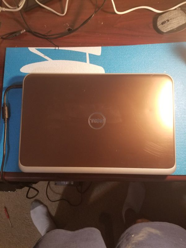 Dell inspiron m731r 5735 laptop (Brown)