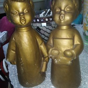 Angels Singing Gold So Cute for Sale in Sebring, FL