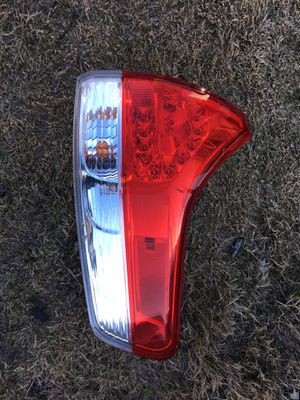 Tail light RH OUTER for Sale in Pflugerville, TX