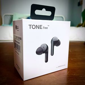 NEW LG Tone Free Wireless Earbuds (HBS-FN4) for Sale in Placentia, CA