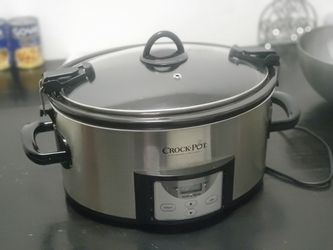 CROCK•POT THE ORIGINAL SLOW COOKER for Sale in Brooklyn,  NY