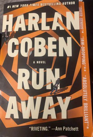 "Book - Harlan Coben ""Run Away for Sale in Las Vegas, NV"