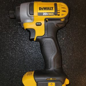Dewalt 20v Cordless Impact Drill for Sale in Las Cruces, NM