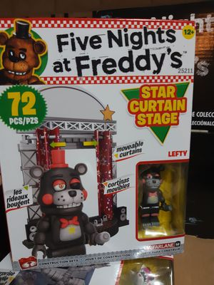 Five nights at Freddy's: Lefty construction set for Sale in Newark, NJ