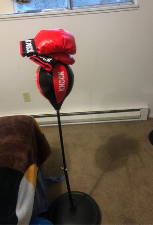 Punching bag for Sale in Beaverton, OR