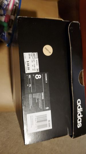 Adidas size 8 mens new for Sale in Laurel, MD
