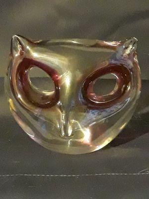 Murano glass owl for Sale in Nuevo, CA