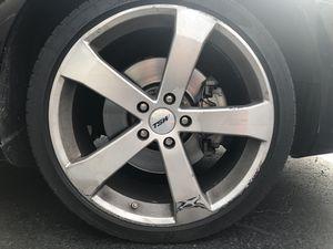 TSW 19x8 wheels 5x112 for Sale in Acworth, GA