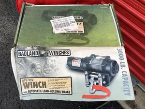 Badlands winch. for Sale in Hollywood, FL