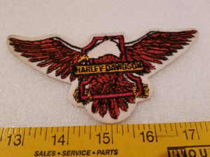 Harley Davidson Vintage Patch for Sale in San Antonio, TX