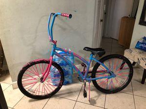 Miami vice lowrider/ cruiser bike for Sale in Miami, FL