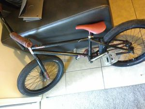 Fit bike Co fitbike Bmx 20 inch Odyssey primo shadow conspiracy animal tree mint condition bicycle kink cult for Sale in Avondale, AZ