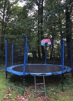 JumpSport Trampoline with Extra Springs for Sale in Severna Park, MD