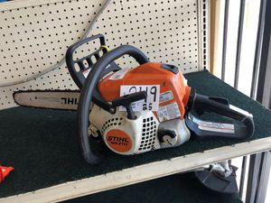 Stihl Ms211c chainsaw for Sale in Pasadena, TX