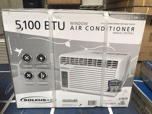 Brand New 5100 BTU window air conditioner & AC for Sale in Rosemead, CA