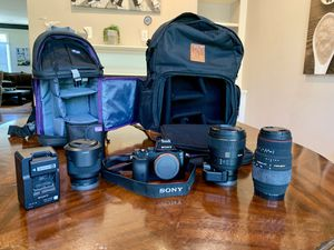 Sony A7i Photography Kit for Sale in North Potomac, MD