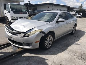 2009 Mazda 6 PARTS only. PARTING out for Sale in Hialeah, FL