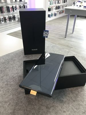 Samsung Galaxy Note 10 New Unlocked for Sale in Tacoma, WA