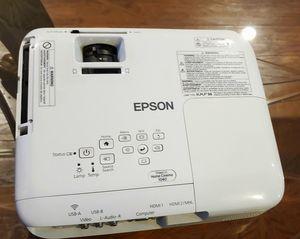 PowerLite Home Cinema HC1040 1080p 3LCD Projector for Sale in Lakeland, FL