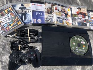 PlayStation 3 Super Slim (GREAT VALUE) for Sale in San Diego, CA