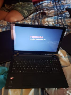 Toshiba laptop touch screen windows 10 for Sale in Catlettsburg, KY