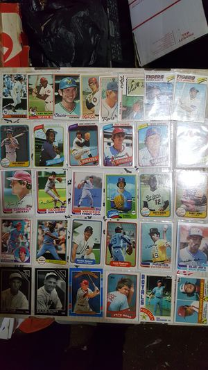 Vintage baseball card lot over 40 cards for Sale in Brooklyn, NY