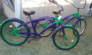 2 soul mulberry bikes excellent condition price is firm no lowballers please no trades limited edition for Sale in Fontana, CA