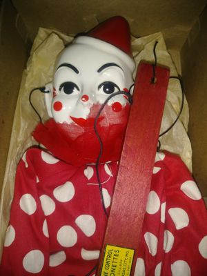 Hazelles marionettes puppet for Sale in Fresno, CA