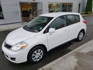 2012 Nissan Versa Hatchback! GAS SAVER for Sale in Renton, WA