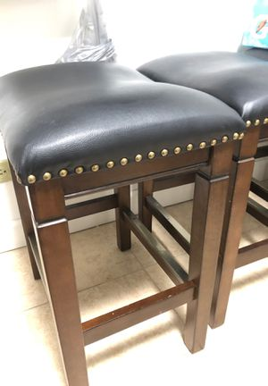 3 stools / from Costco / slight small spots for Sale in Arlington Heights, IL