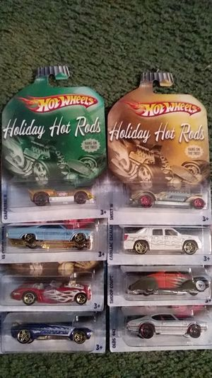 2009 Christmas Hot Wheels for Sale in North Webster, IN