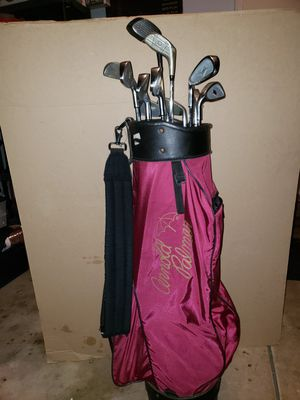 Left Handed Golf Club set for Sale in Joliet, IL