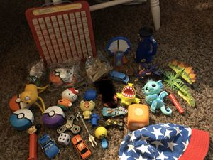 Miscellaneous lot toys for Sale in Bath, NY