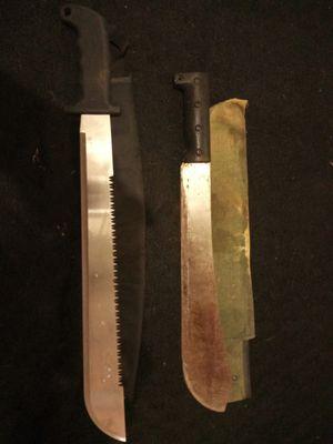 """Two machetes """"CHEAP.... CHEAP"""" for Sale in Glendale, AZ"""