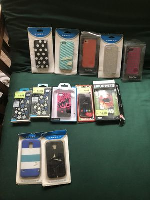 iPhone and Samsung cases for Sale in Chapel Hill, NC