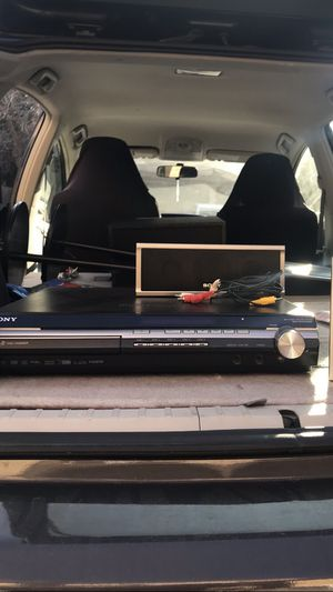 Sony sounds systems for Sale in Fresno, CA
