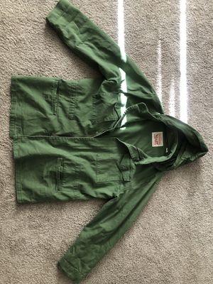 Levi Jean Jacket w/ Zip up hoodie for Sale in Phoenix, AZ