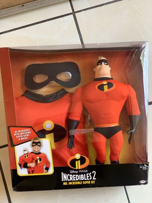 Incredibles 2 super set for Sale in Fountain Valley, CA