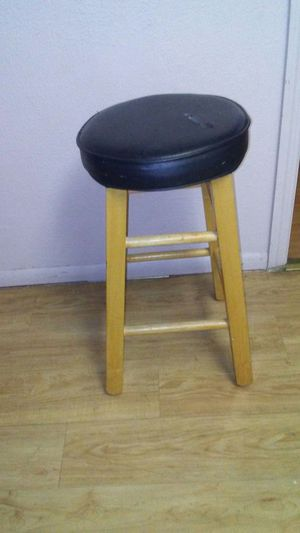 Wood Bar Stool for Sale in Clearwater, FL