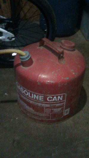 Gas can for Sale in Fresno, CA