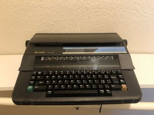 Portable typewriter for Sale in Fort Worth, TX