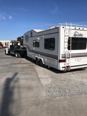 1995 alplenlite 5th wheel travel trailer for Sale in San Jose, CA