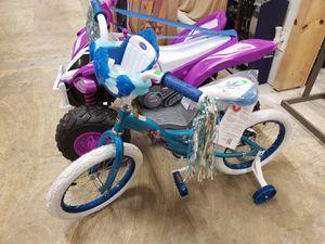 "Frozen 16"" bike $60 FIRM for Sale in Redlands, CA"