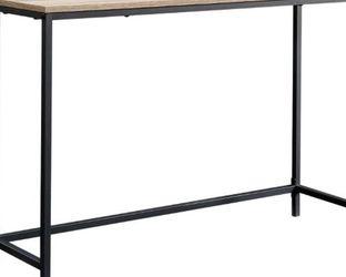 North Avenue Sofa Table Charter Oak Finish for Sale in Las Vegas,  NV