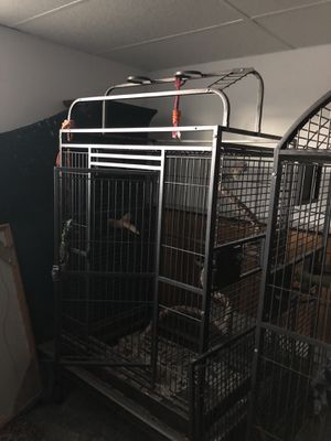 Large bird cage for Sale in Salt Lake City, UT