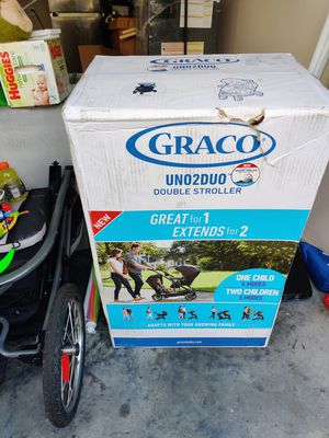 Brand New!!!!! Graco Uno2Duo Double Stroller for Sale in Alafaya, FL